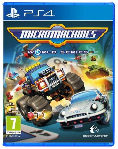 Micro Machines World Series PS4 @ Amazon £19.99 or £17.99 (prime)
