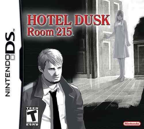 Hotel dusk room 215 (DS) £3.99 used @ Grainger games