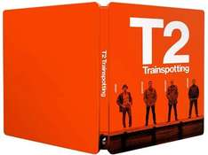 T2: Trainspotting 2 Blu-ray Steelbook (with UV copy) only £13.49 @ Zoom (with code SIGNUP10)