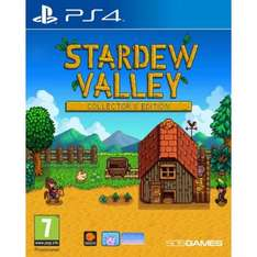 Stardew Valley Collector's Edition (PS4/Xbox One) £18.49 Delivered (Preorder) @ 365games (£17.99 for Prime Members @ Amazon)