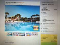Package holiday to Orlando £386pp based on 2 adults @ Thomas cook