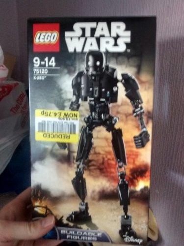 Lego star wars figure £4.75 tesco Tindale crescent bishop might be nationwide)