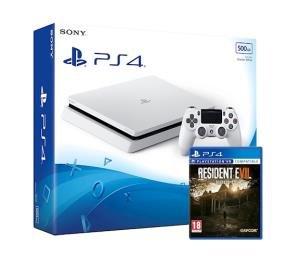 PS4 Slim 500GB + RE7 £228.99 @ Grainger games