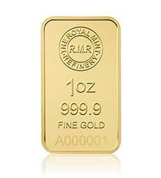 33% off GOLD premiums, Royal mint flash sale