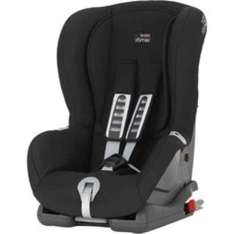 Britax Romer duo plus with ISOfix Group 1 (9kgs - 18kgs) car seat £30 @ Smyths Instore