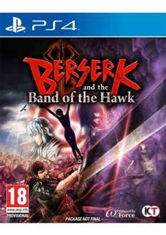 Berserk and the Band of the Hawk (PS4) £34.85 preorder @ simplygames
