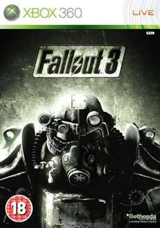 Fallout 3 XBox 360/XBox One BC - £4.17 (with 5% discount) - CDKeys