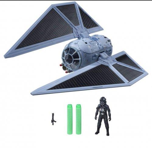 Rogue one Tie Striker - £14.99 at argos. Also U Wing £22.99