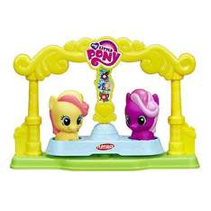 My little pony set reduced from ten pound to £3 at the entertainer