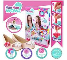 Pom Pom Wow Ultimate Variety Pack £4.99 down from £14.99 @ Argos
