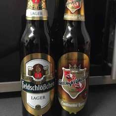 French and German lager 500ml bottled 90p @ Asda - Totton