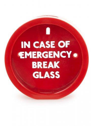 Break Glass Money Box £1 @ Topman