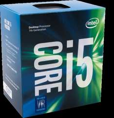 Intel Core i5 7600K retail boxed CPU £203.90 @ Amazon Italy
