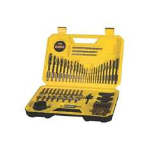 Dewalt combination drill bit set 100 piece set - £17.90 @ Screwfix (C&C)