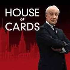 House of Cards Trilogy - BBC Store £5.49