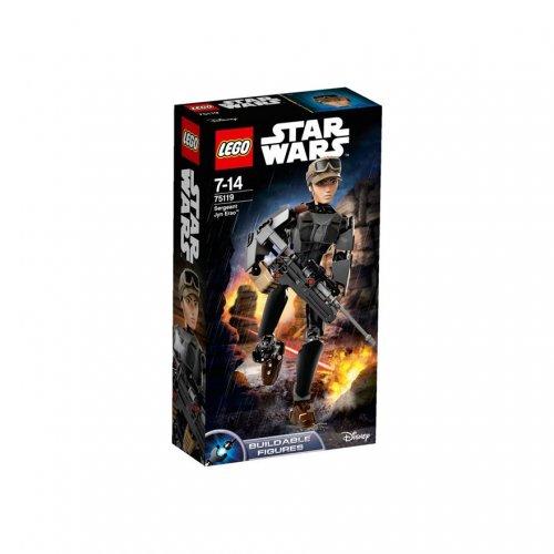 LEGO Star Wars Rogue One Sergeant Jyn Erso 75119 £9.99 instore / C+C @ Smyths toys