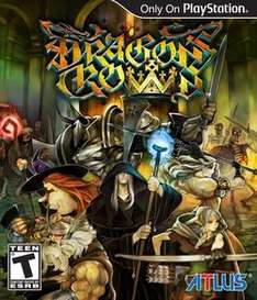 Dragon's Crown - PS Vita - back on PSN!