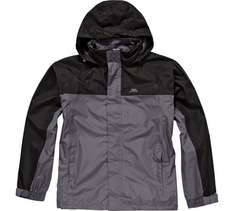 Trespass Grey/Black Jacket (M, L, XL) now £8.99 at Argos