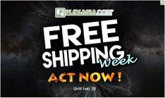 Play Asia Free shipping wys $10 (upto 1KG) + $5 off code with $20 Minimum Spend