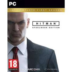 HITMAN: The Complete First Season - Steelbook (PC) £17.95 Delivered @ TheGameCollection (Import)
