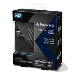 Western Digital USB 2TB Passport X External Hard Drive USB 3.0 - £49.99 @ GAME