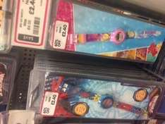 kids watches for only £2.40 @ The entertainer instore / online
