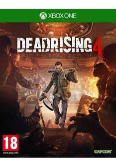 [Xbox One] Dead Rising 4 - £22.85 (SimplyGames)