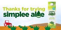 Try simpleealoe for free £3.50 @ Sainsbury's (voucher claim back)