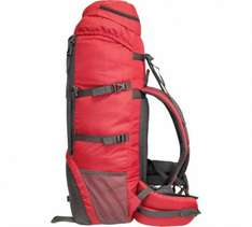 Waterproof Red and Black Rucksack -!!! 85 Litre!!! Argos. £13.99 Was £39.99 (Free C&C)