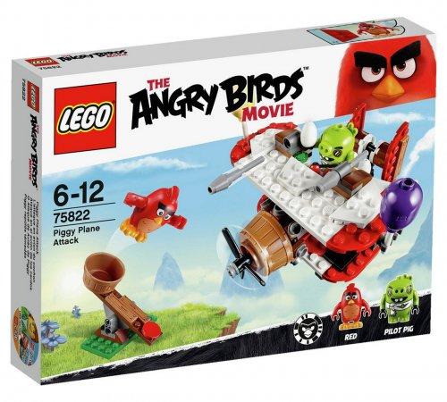 Lego Angry Birds Piggy Plane Attack £9.99 @Argos (Free C&C)