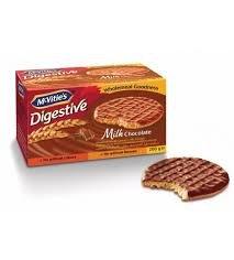 McVities Dark(and Milk) Chocolate Biscuits 200g @ 2 for £1 @ Heron Foods