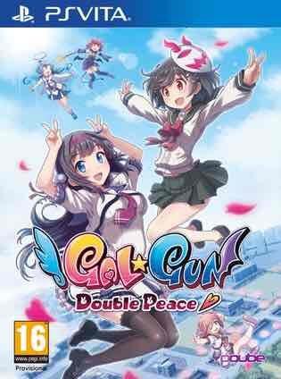 Gal*Gun double peace PSVITA £12.85 @ ShopTo