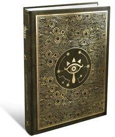 Legend of Zelda Breath of the Wild Deluxe Guide - £42.89 @ Amazon