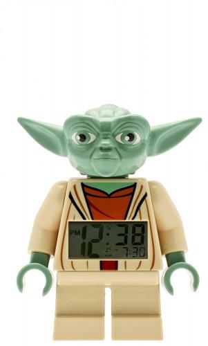 LEGO Clone Wars Yoda Minifigure Clock (PRIME EXCLUSIVE) @ Amazon - £9.99