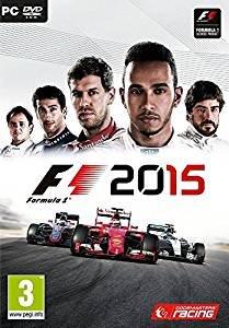 F1 2015 (PC DVD) @ Amazon £4.99 for Prime (£6.94 non-Prime)