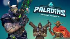 Paladins - free to play Steam game, better than Overwatch :)