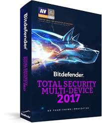 Bitdefender Total Security Multi Device 2017 – 5 Devices | 1 Year (MAC, Windows & Android)