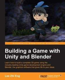 Building a Game with Unity and Blender at Packtpub