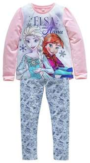 Disney Frozen Top and Leggings Set Now £3.99 from £12.99 at Agos free C&C sizes 3/4, 5/6, 7/8