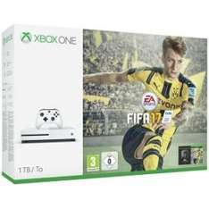 Xbox one S 1TB Fifa 17 edition, Selected game, additional selected controller, Halo wars 2