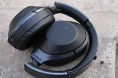 Sony MDR-1000X Bluetooth Noise Cancelling Ambient Sound Touch Sensor High Resolution Audio Headphones £329.29 @ Amazon