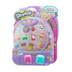 Shopkins 12 pack series 5 £4 plus £2.99 delivery @ claires