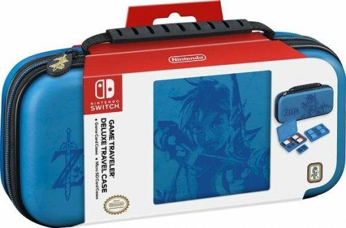 Zelda Nintendo Switch case (Blue or Grey) Officially licenced @ Coolshop