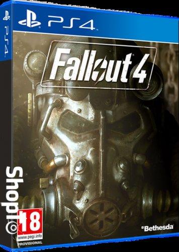Fallout 4 PS4 £12.85 @ Shopto