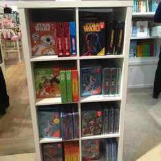 """Star Wars """"tins"""" and Lego books! all books 3 for 2 - £5 in selfridges"""