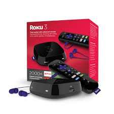 Roku 3 HD Streaming Player £49 @ Amazon