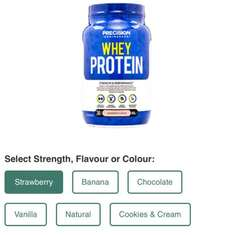 Precision Engineered Whey Protein for 9.99 @ Holland & Barrett