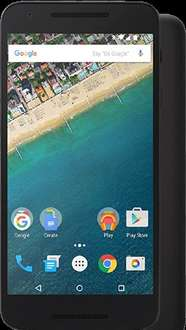 Nexus 5X 32GB. 24M. 2000minute 4gb data . Talk Mobile contract @ £17.50pm.  £28.99 upfront. £448.99 term @ Mobilephones direct