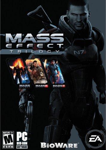 Mass Effect trilogy pc £7.99 cd keys