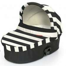 Babystyle Oyster Carrycot Vogue Colour Pack Humbug £12.95 / £17.90 delivered @ Online4baby